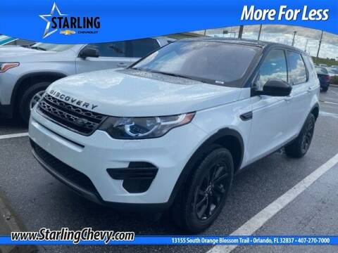 2018 Land Rover Discovery Sport for sale at Pedro @ Starling Chevrolet in Orlando FL