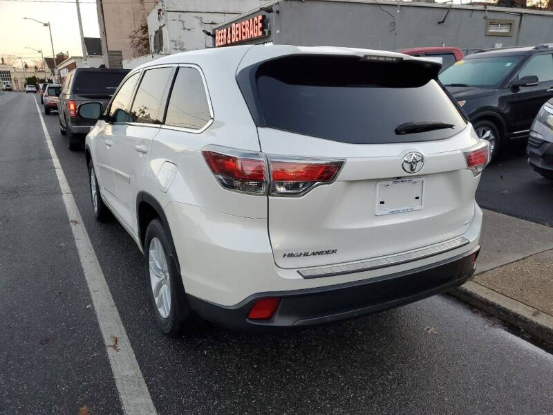 2016 Toyota Highlander AWD LE Plus 4dr SUV - Freeport NY