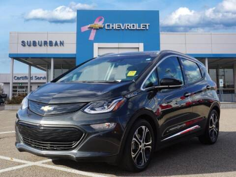 2017 Chevrolet Bolt EV for sale at Suburban Chevrolet of Ann Arbor in Ann Arbor MI
