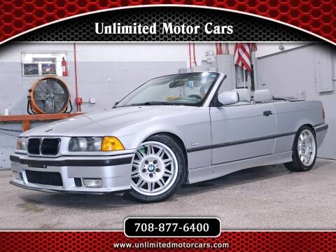 1997 BMW 3 Series for sale at Unlimited Motor Cars in Bridgeview IL