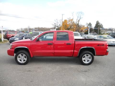 2007 Dodge Dakota for sale at All Cars and Trucks in Buena NJ