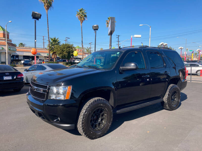 2013 Chevrolet Tahoe for sale at Pacific West Imports in Los Angeles CA