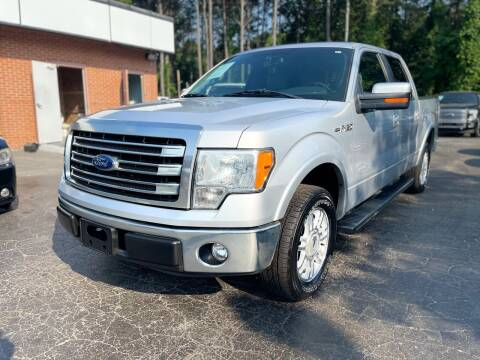 2014 Ford F-150 for sale at Magic Motors Inc. in Snellville GA
