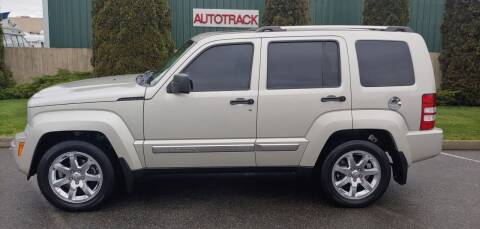2008 Jeep Liberty for sale at AUTOTRACK INC in Mount Vernon WA