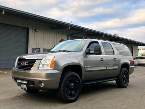 2008 GMC Yukon XL for sale at DASH AUTO SALES LLC in Salem OR