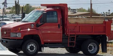 2003 CHEVROLET COMM C4500 REG CAB for sale at AZ Auto and Equipment Sales in Mesa AZ