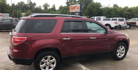 2007 Saturn Outlook for sale at Moye's Auto Sales Inc. in Leesburg FL