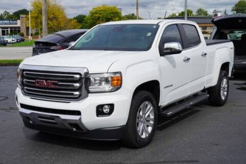 2016 GMC Canyon for sale at Preferred Auto Fort Wayne in Fort Wayne IN