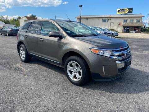 2013 Ford Edge for sale at Riverside Auto Sales & Service in Portland ME