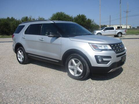 2016 Ford Explorer for sale at LK Auto Remarketing in Moore OK