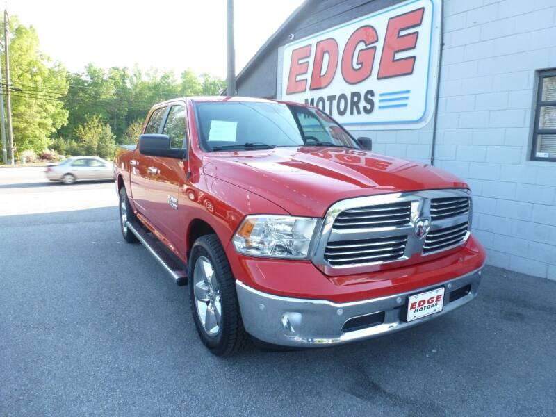 2016 RAM Ram Pickup 1500 for sale at Edge Motors in Mooresville NC
