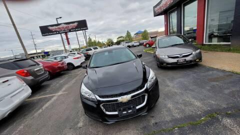 2015 Chevrolet Malibu for sale at Washington Auto Group in Waukegan IL