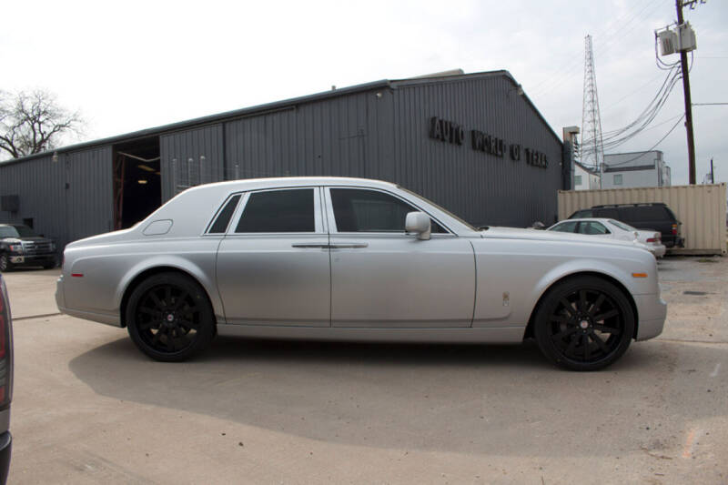 2010 Rolls-Royce Phantom for sale at AUTO WORLD OF TEXAS in Katy TX