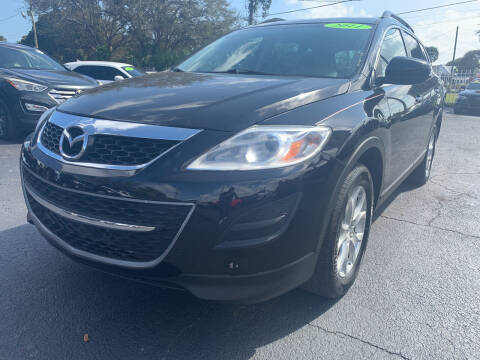 2011 Mazda CX-9 for sale at Bargain Auto Sales in West Palm Beach FL