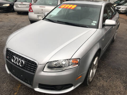 2008 Audi A4 for sale at STL AutoPlaza in Saint Louis MO