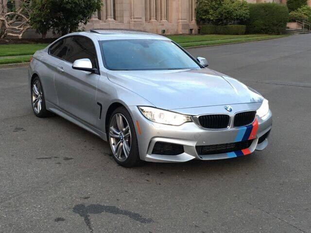2014 BMW 4 Series for sale at First Union Auto in Seattle WA
