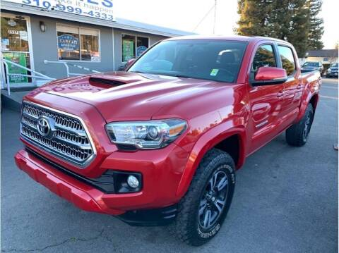 2016 Toyota Tacoma for sale at AutoDeals in Daly City CA