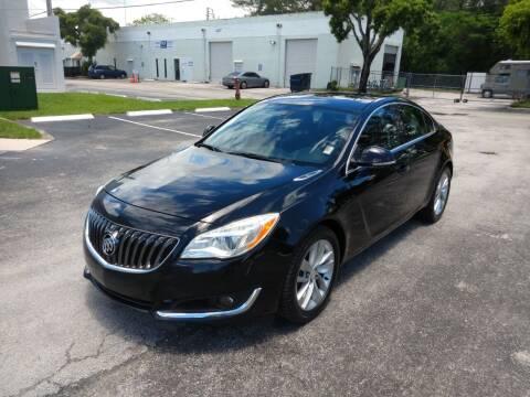 2015 Buick Regal for sale at Best Price Car Dealer in Hallandale Beach FL