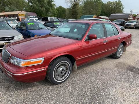 1997 Mercury Grand Marquis for sale at 51 Auto Sales Ltd in Portage WI