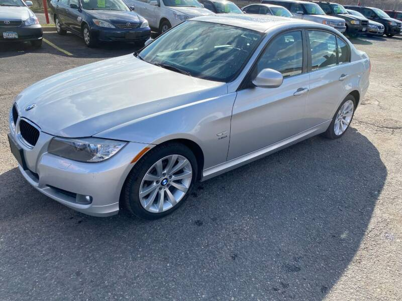 2011 BMW 3 Series for sale at Auto Tech Car Sales in Saint Paul MN