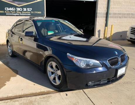 2007 BMW 5 Series for sale at KAYALAR MOTORS Mechanic in Houston TX