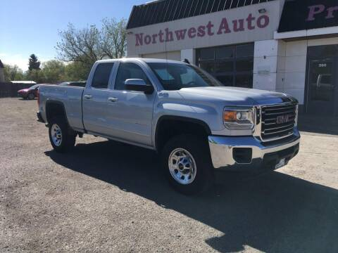 2018 GMC Sierra 2500HD for sale at Northwest Auto Sales & Service Inc. in Meeker CO