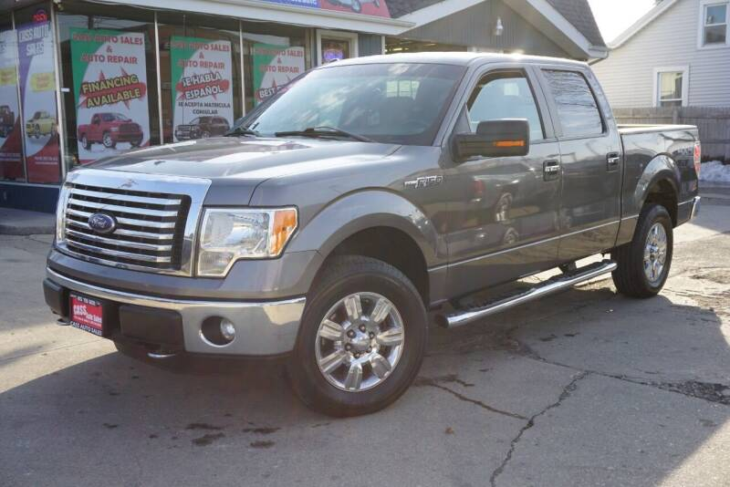 2012 Ford F-150 for sale at Cass Auto Sales Inc in Joliet IL