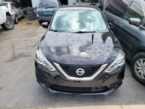 2019 Nissan Sentra for sale at All American Autos in Kingsport TN
