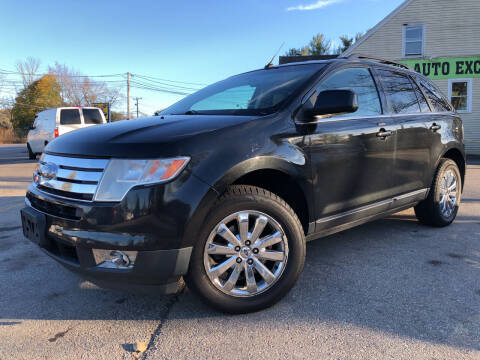 2010 Ford Edge for sale at J's Auto Exchange in Derry NH