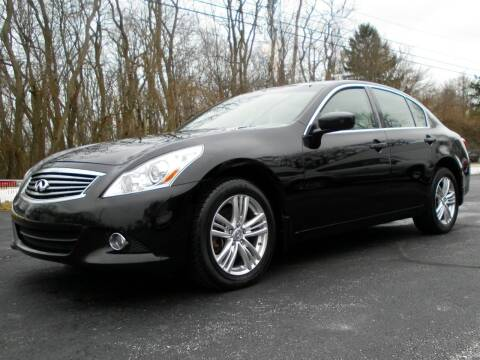 2013 Infiniti G37 Sedan for sale at Auto Brite Auto Sales in Perry OH