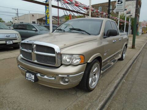 2002 Dodge Ram Pickup 1500 for sale at CAR CENTER INC in Chicago IL
