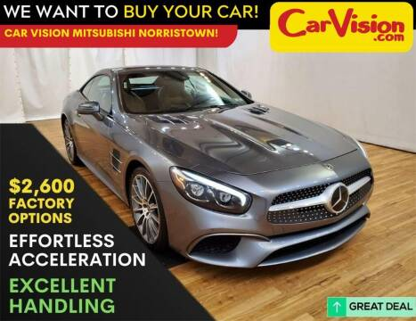 2018 Mercedes-Benz SL-Class for sale at Car Vision Mitsubishi Norristown in Trooper PA