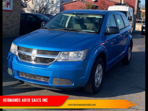 2009 Dodge Journey for sale at HERMANOS AUTO SALES INC in Hamilton OH