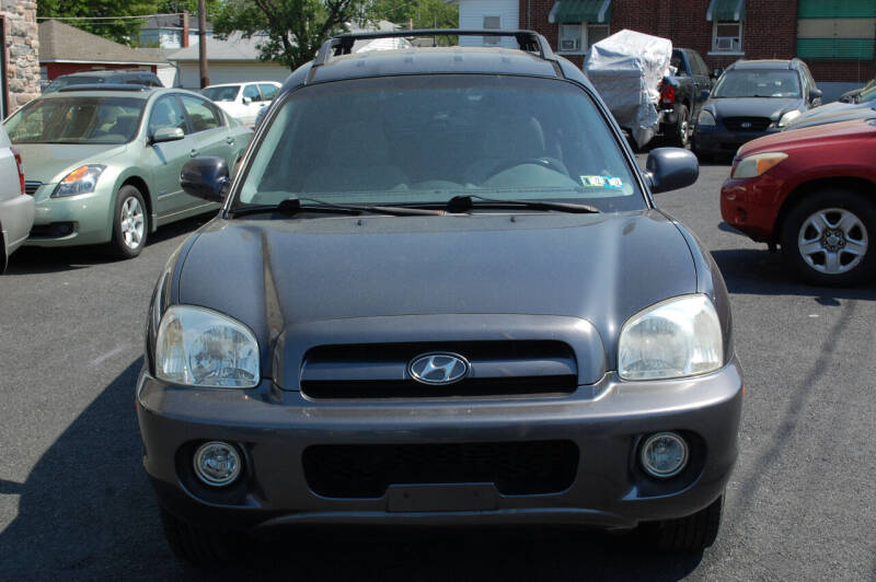 2005 Hyundai Santa Fe for sale at D&H Auto Group LLC in Allentown PA