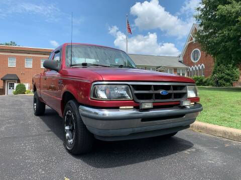 1994 Ford Ranger for sale at Automax of Eden in Eden NC