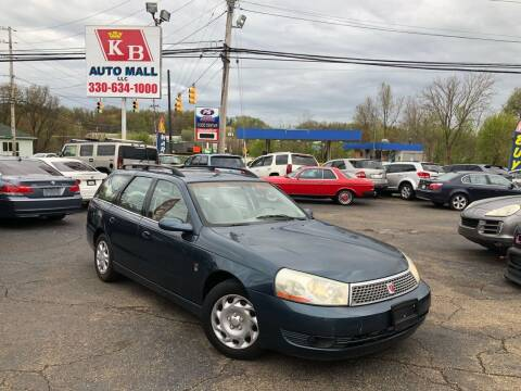 2003 Saturn L-Series for sale at KB Auto Mall LLC in Akron OH
