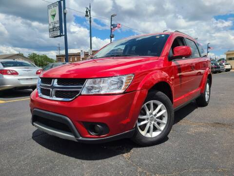 2014 Dodge Journey for sale at Rite Track Auto Sales in Detroit MI