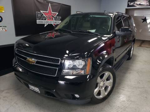 2007 Chevrolet Suburban for sale at ROCKSTAR USED CARS OF TEMECULA in Temecula CA