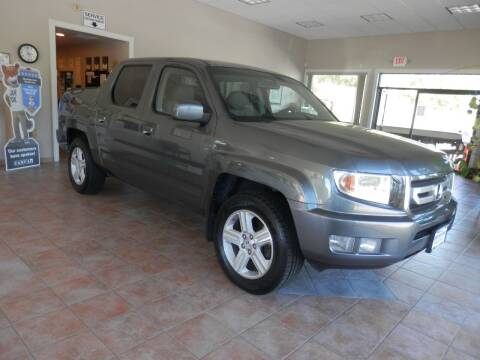 2011 Honda Ridgeline for sale at ABSOLUTE AUTO CENTER in Berlin CT