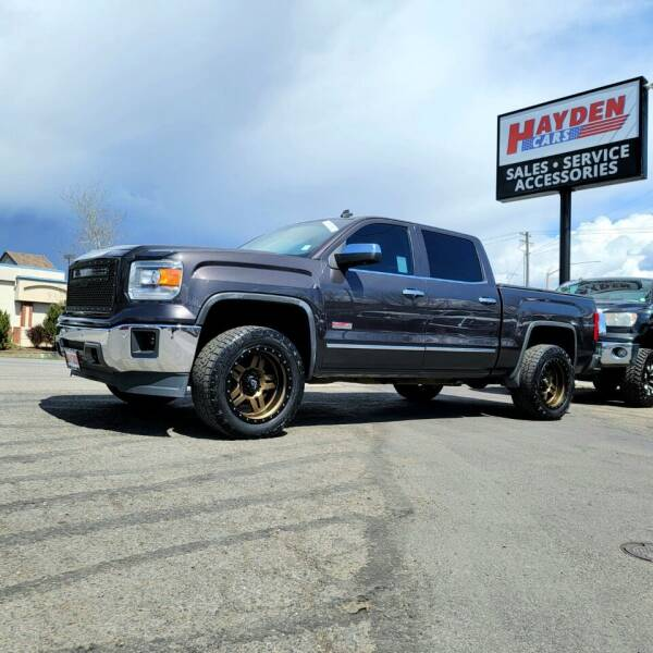 2014 GMC Sierra 1500 for sale at Hayden Cars in Coeur D Alene ID
