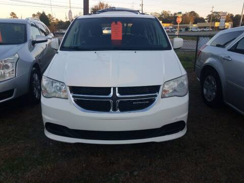 2012 Dodge Grand Caravan for sale at Dick Smith Auto Sales in Augusta GA