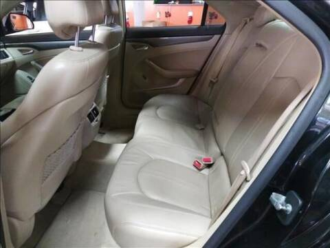 2008 Cadillac CTS for sale at JacksonvilleMotorMall.com in Jacksonville FL