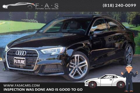 2018 Audi A3 for sale at Best Car Buy in Glendale CA