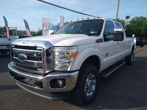 2013 Ford F-350 Super Duty for sale at P J McCafferty Inc in Langhorne PA
