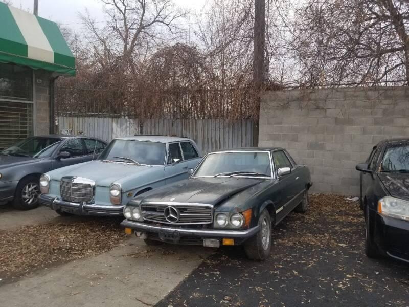 1979 Mercedes-Benz 450-Class for sale at Five Star Auto Center in Detroit MI