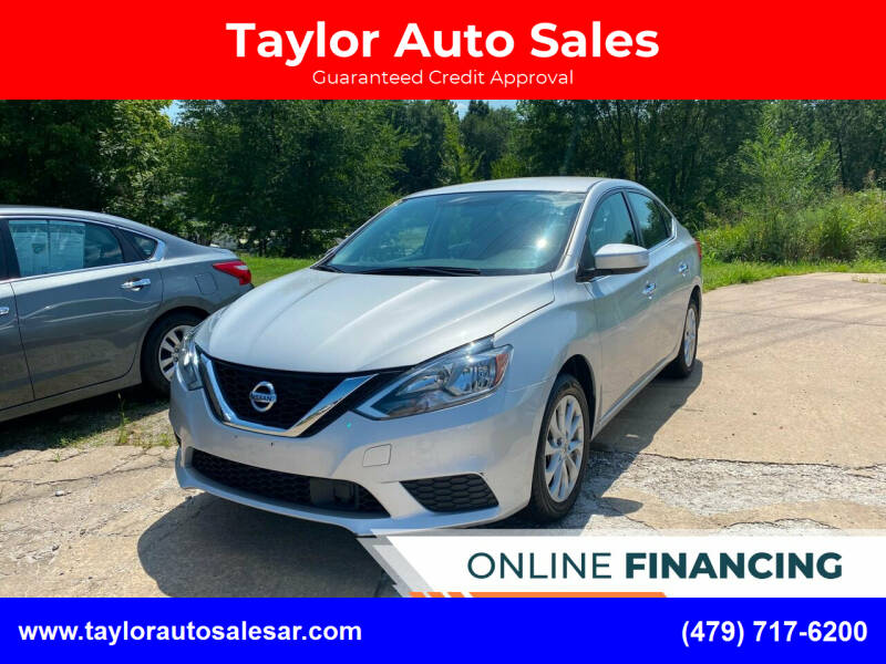 2019 Nissan Sentra for sale at Taylor Auto Sales in Springdale AR