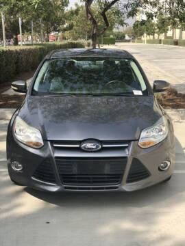 2014 Ford Focus for sale at H & S Auto Wholesale in San Bernardino CA