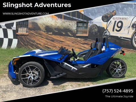 2016 Polaris SlingshotSL for sale at Slingshot Adventures in Virginia Beach VA