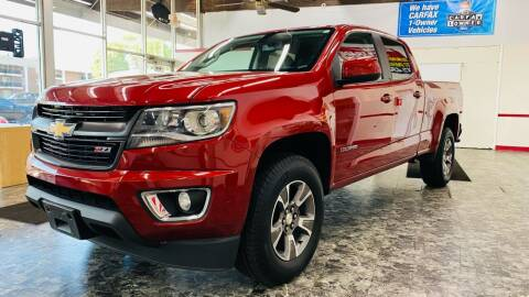 2016 Chevrolet Colorado for sale at TOP YIN MOTORS in Mount Prospect IL