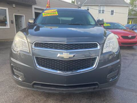 2011 Chevrolet Equinox for sale at Global Auto Finance & Lease INC in Maywood IL